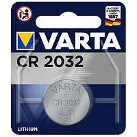 "Батарейка ""таблетка"" литиевая VARTA CR 2032 BLI 1 Lithium"