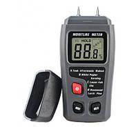 Цифровий вимірювач вологості деревини вологомір EMT01 MT-10