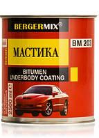930  Мастика для захисту кузова  Bergermix  2,5кг