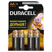 Батарейки Duracell LR6 АA s.52536