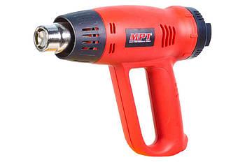 Фен промышленный MPT - 2000 Вт x 630°C (MHG2005V)