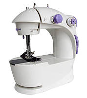 Мини швейная машинка с подсветкой 4 in 1 SM - 201, Sewing Machine с доставкой по Украине