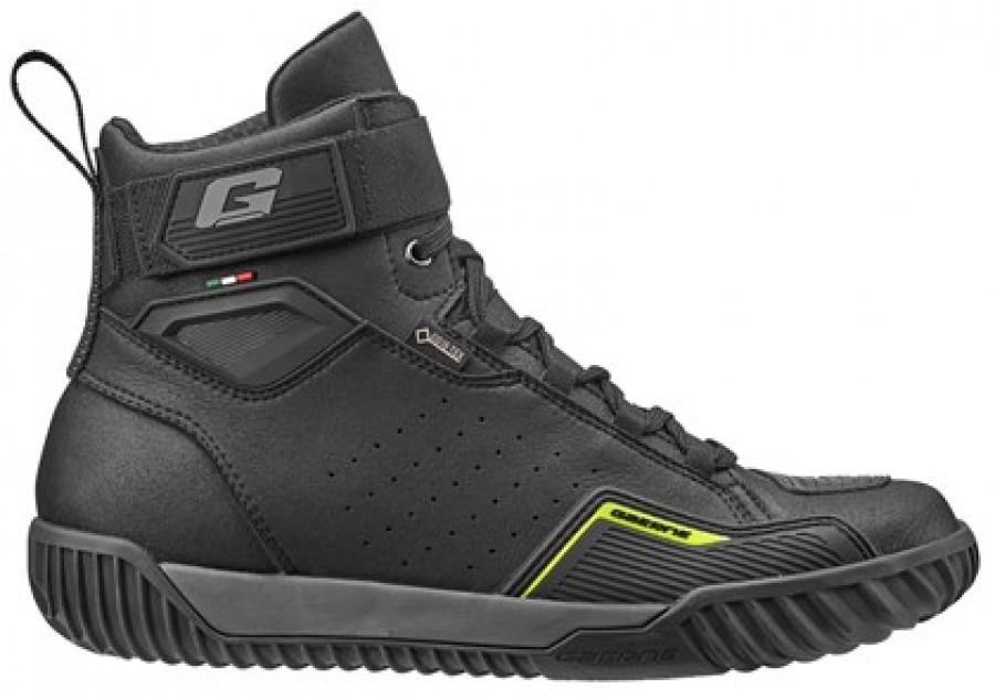 Мотоботинки Gaerne G-ROCKET GORE-TEX BLACK 42