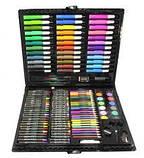 Большой набор для рисования Art set на 150 предметов набор для творчества, фото 3