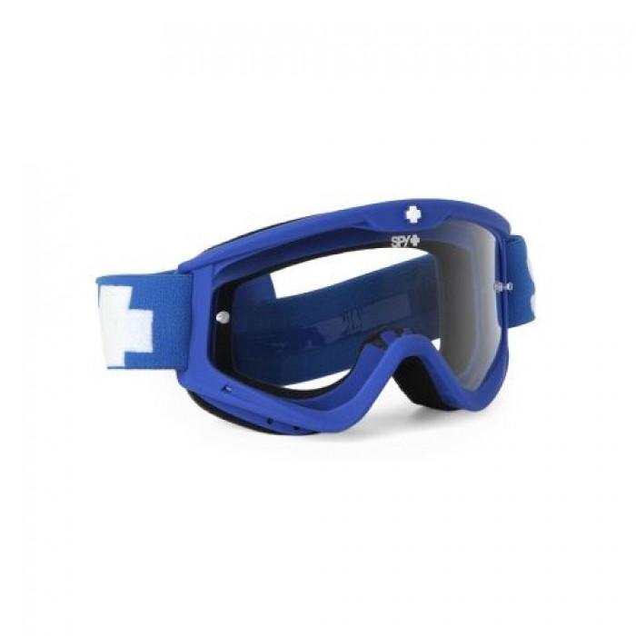 Кроссовые мотоочки SPY+ TARGA 3 BROOKLYN BLUE - CLEAR AFP