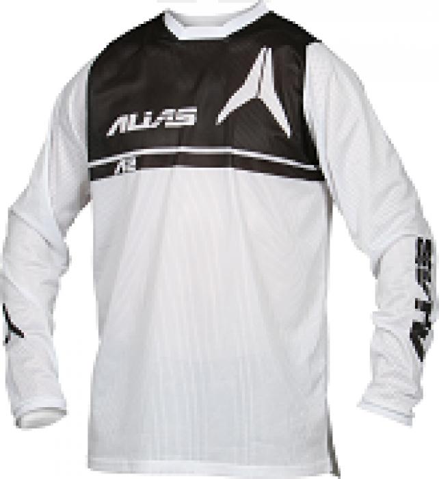 Мотоджерси Alias A2 TECH VENTED WHITE M