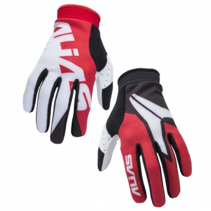 Перчатки CLUTCH RED S (8)