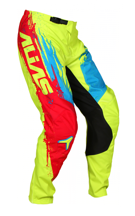 Штаны Alias A2 BRUSHED CHARTREUSE/BLUE 28