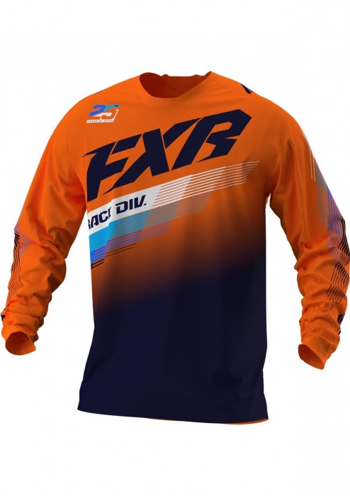 Мотоджерси FXR Clutch MX 21-Orange/Midnight-L