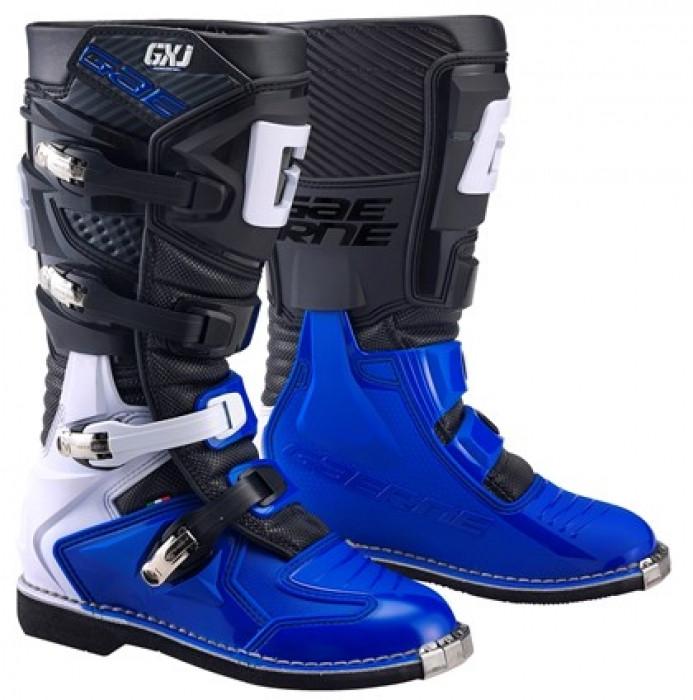 Мотоботинки Gaerne GX -J BLACK-BLUE 33