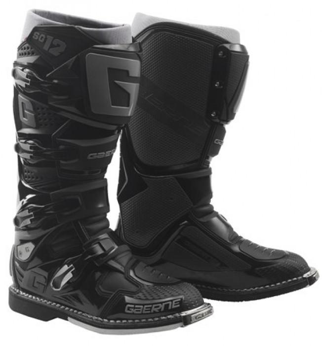 Мотоботинки Gaerne SG 12 ENDURO BLACK 42