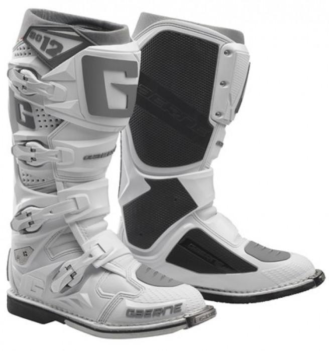 Мотоботинки Gaerne SG 12 WHITE 44