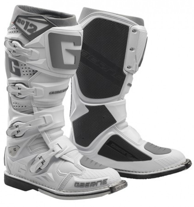 Мотоботинки Gaerne SG 12 WHITE 45
