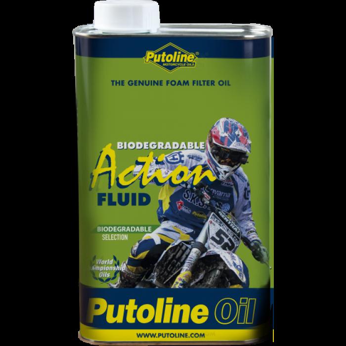 Жидкость для смазки фильтра Bio Action Fluid