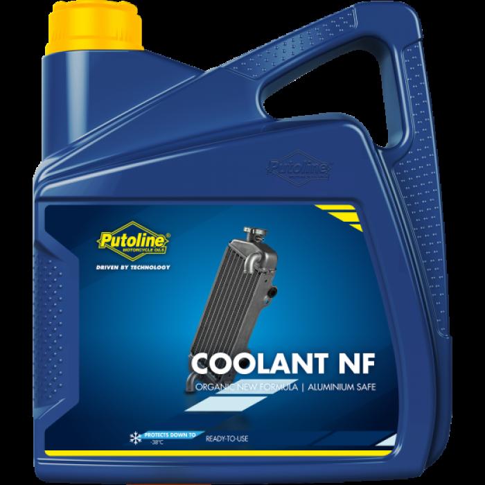 Жидкость охлаждающая Putoline Coolant NF 4л