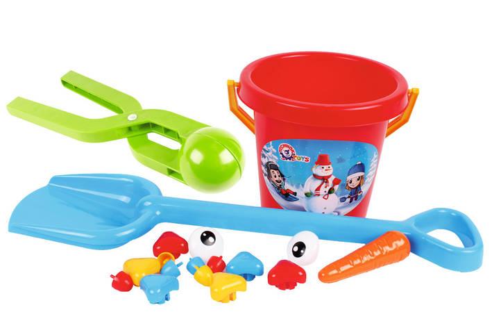 """Іграшка """"Набір для сніговика ТехноК"""", арт.7730, фото 2"""