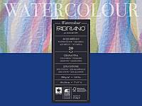 Альбом-склейка для акварели A4 Fabriano Watercolor 200г/м2 среднее зерно 20л (8001348173519)
