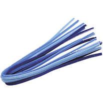Синельна проволока Knorr Prandell синій мікс 6 мм 50 см 10 штук, 218471035
