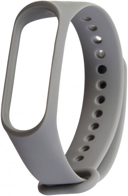 Ремінець до фітнес-браслету Xiaomi Mi Band 3 Grey