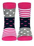 Дитячі шкарпетки CONTE (ВЕСЁЛЫЕ НОЖКИ) 18р., фото 3