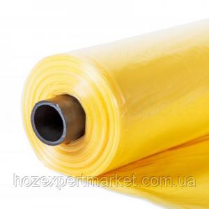 Плёнка тепличная 130 мкм 6м/50м  полиэтиленовая УФ-стабилизированная, фото 2