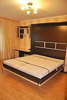 Шкаф кровать трансформер для гостинной