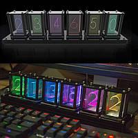 Псевдо-люмінесцентні трубки низьким світяться електронні годинники творчої особистості DIY мистецтва подарунок