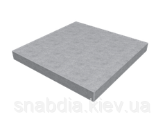 Плитка тротуарная 7П7 (0,75х0,75х0,075)