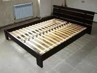 Ламели 700мм./бук  для  кровати с крепежом.