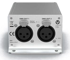 DMX USB интерфейс для программного обеспечения ShowXpress, фото 2
