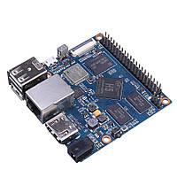 Банан ПІ БПІ-м2+ чотирьохядерний Н5 1.2 ГГц Cortex-A7 і 1 ГБ DDR3 8 ГБ внутрішньої пам'яті з WiFi і Bluetooth