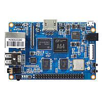 Банан Пі БПІ-М64 А64 1.2 ГГц чотирьохядерний ARM, як Cortex A53 з 64-бітної 2 ГБ DDR3 8 ГБ внутрішньої пам'яті