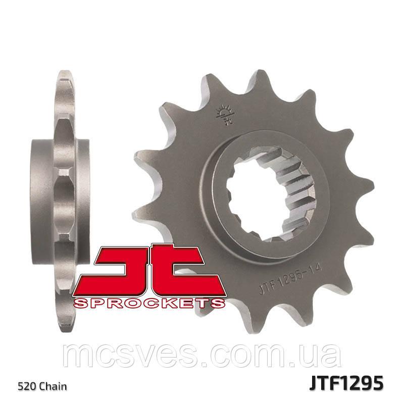 Звезда стальная передняя JT Sprockets   JT JTF1295.15