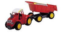 Игрушка Трактор с прицепом dickie 203473036, фото 1