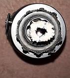 Оловянная керасиновая лампа, клеймо, Франция, фото 4