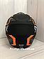 Шлем кроссовый для Мотокросса, Квадроцикла, Мотошлем Dualla Sport +ПОДАРКИ Перчатки, Маска, фото 7