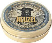 Бальзам для догляду за бородою Reuzel Beard Balm Wood & Spice, REU049, 35 г