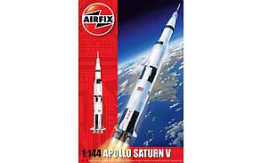 Apollo Saturn V. Сборная модель космической ракеты-носитель в масштабе 1/144. AIRFIX 11170