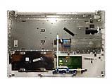 Оригинальная клавиатура для Lenovo IdeaPad 310-15, IdeaPad 510-15 series, black, ua, подсветка, фото 2
