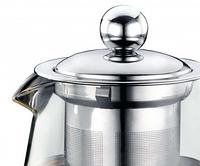 Френч-пресс для заваривания Con Brio СВ-5212 (1200 мл) стекло+пластик | заварник Con Brio | заварочный чайник
