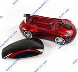 Беспроводная компьютерная мышь машина Porsche 911 Carrera, фото 4