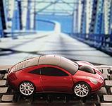 Беспроводная компьютерная мышь машина Porsche 911 Carrera, фото 6