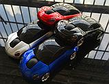 Беспроводная компьютерная мышь машина Porsche 911 Carrera, фото 2