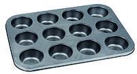 Форма для выпекания кексов с антипригарным покрытием Con Brio CB-533   форма для выпекания Con Brio