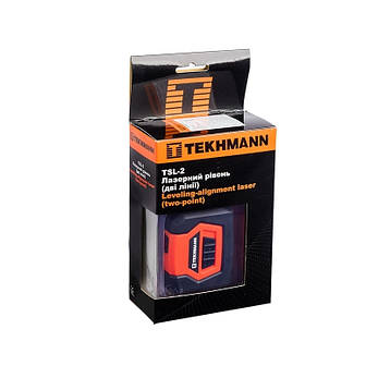 Лазерный уровень tekhmann tsl-2, фото 2