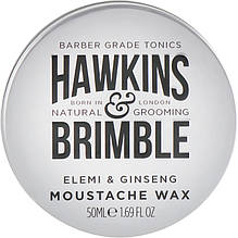 Віск для вусів Hawkins & Brimble Moustache Wax 50 мл