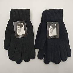 Шерстяные перчатки мужские двойные с начёсом MONTAGE DOUBLE A-1 (25см) ПМЗ-160026