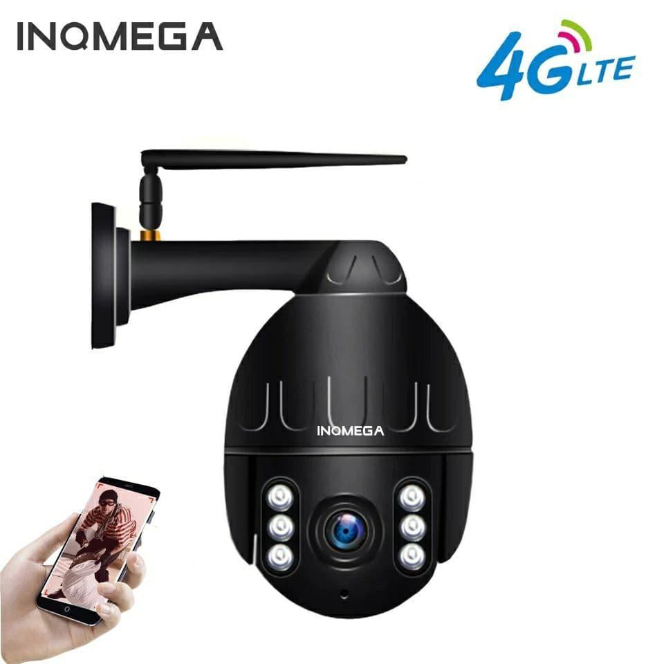 3G / 4G наружная IP камера безопасности INQMEGA 382-2M-4G. YCC365 Plus