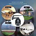 3G / 4G наружная IP камера безопасности INQMEGA 382-2M-4G. YCC365 Plus, фото 3
