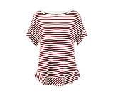 Стильна блуза, футболка в смужку від tcm Tchibo (чібо), Німеччина, розмір S-M, фото 2